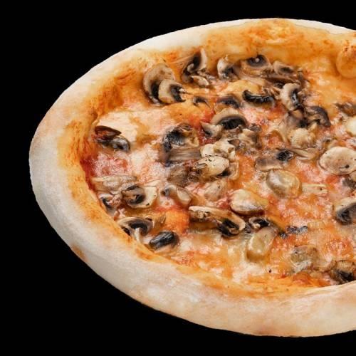 Купить Пицца Грибная 40см, Веселый Самурай