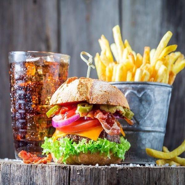 Купить Гамбургер Большой, BarB.Q.