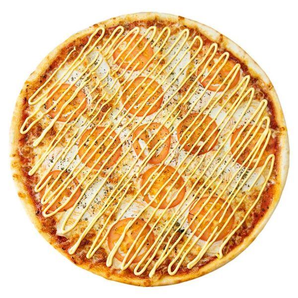 Пицца Сырный цыпленок 32см, FOOD HUNTER  - купить со скидкой