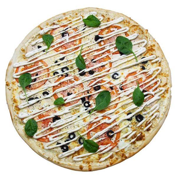 Купить Пицца Цезарь 32см, FOOD HUNTER