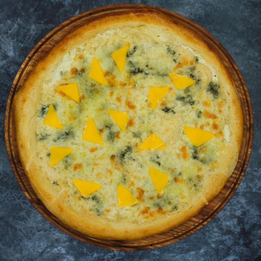 Купить Пицца Четыре сыра 32см, FOOD HUNTER