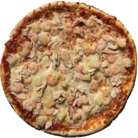 Купить Пицца Гавайская 32см, FOOD HUNTER