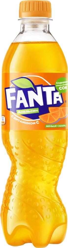 Купить Fanta Апельсин 0.5л, Пицца Темпо - Молодечно