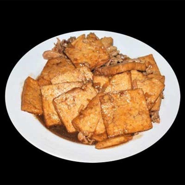 Купить Сыр Тофу по-домашнему со свининой, Шанхай