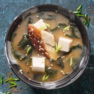 Купить Мисо суп с Угрем, Планета Суши