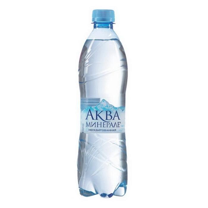 Купить Aqua Minerale Негазированная 0.6Л