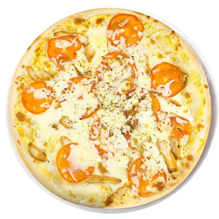Купить Пицца Сырный цыпленок , Бисквит