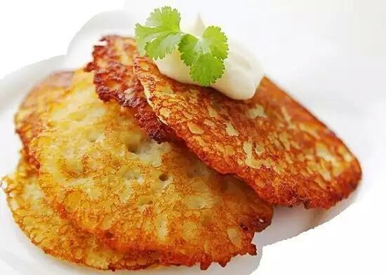 Купить Картофельные оладьи, Burgeroff